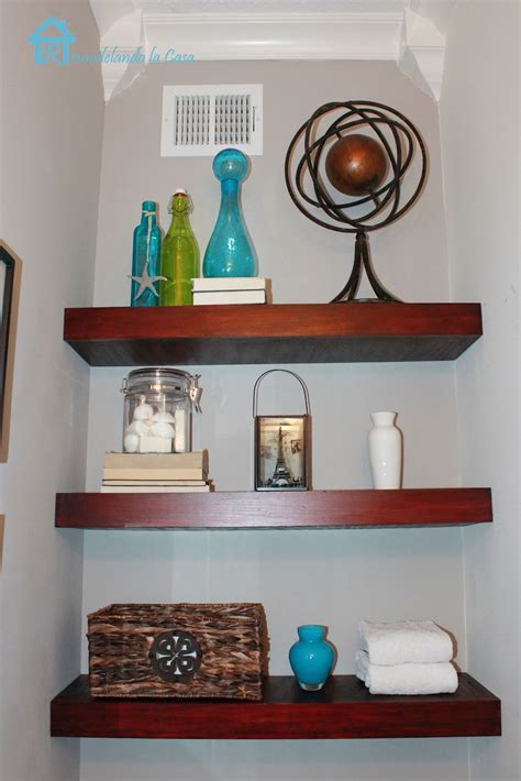 Book Of Floating Shelves Bathroom Diy In Singapore By