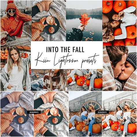 With the click of a button, you can have a stylized image that evokes an emotional response from viewers and attracts potential. Autumn Lightroom Presets   Free download
