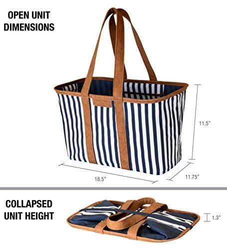 louis vuitton shoulder strap bag clevermade  snapbasket luxe reusable collapsible durable