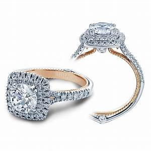 Verragio Engagement Rings 045ctw Diamond Setting