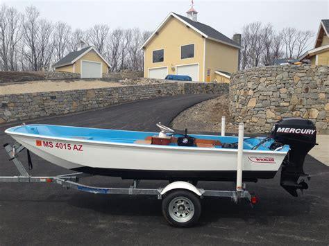 Boat Trailers For Sale Boston Ma by 1970 Boston Whaler 13 2002 2 Stroke Mercury 2012 Trailer