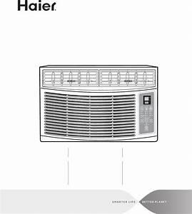 Haier Air Conditioner Esa408m User Guide