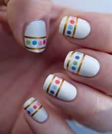 Easy simple nail art designs ideas inspiring