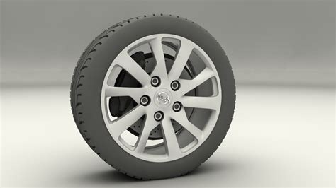 nissan sentra 2013 rims 3d model game ready max