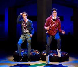 Christine Be More Chill Musical