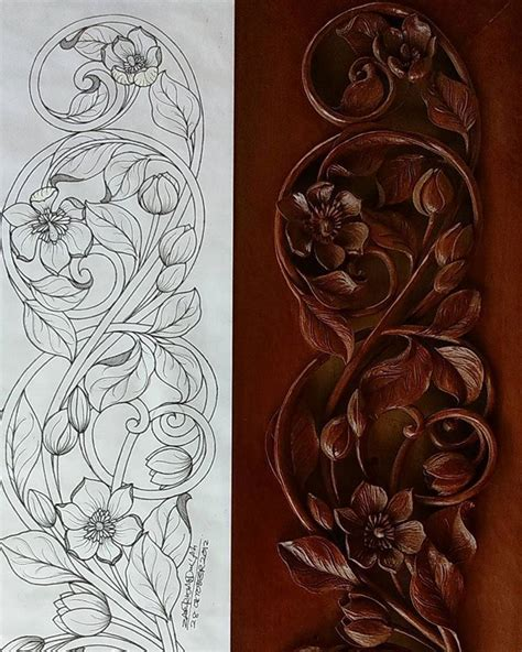 pin  lioubov  carving woodwork wood carving designs