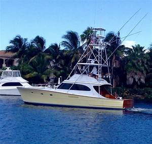 1982 Merritt Custom 46 U0026 39  Sportfish Power Boat For Sale