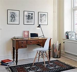 Small And White Home Office Room Ideas