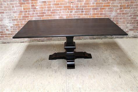 wood pedestal table base kits imposing decoration dining table pedestal base smart desi