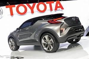 Nouvelle Toyota Chr : salon de francfort 2015 100 crossovers sportifs pour nissan toyota et mazda ~ Medecine-chirurgie-esthetiques.com Avis de Voitures