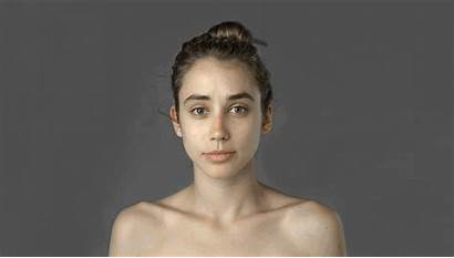 Photoshop Countries Esther Honig Woman Beauty Before