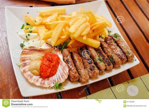 kebab cuisine traditional slovenian cuisine kebab chevapchichi