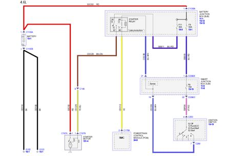 Relay Wiring Diagram Radio by 2007 Ford Explorer Sport Trac Radio Wiring Diagram
