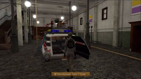 cbeyond's Ghostbusters Firehouse in Playstation®Home - YouTube