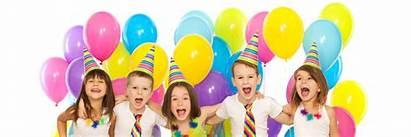 Party Birthday Funhouse Fun Celebration Company Creative