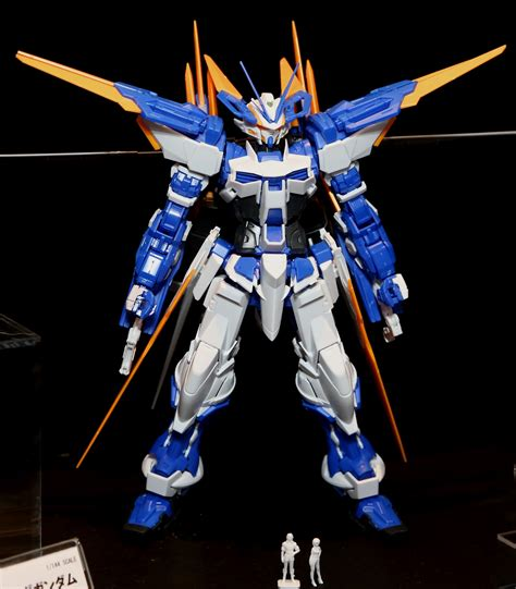 mg gundam astray blue frame  dragoon formation base