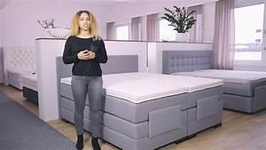 Boxspringbett Mit Bettkasten : elektrisch verstellbares boxspringbett mit bettkasten ~ Watch28wear.com Haus und Dekorationen