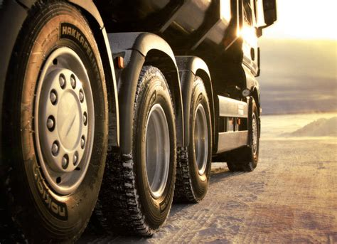A Forerunner In Special Tyres. / Nokian Heavy Tyres