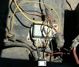 Alternator Replaced   Wiring  1983 F-150  302  At