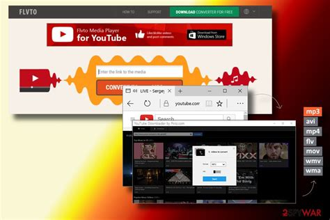 Remove Flvto Youtube Downloader (removal Guide)