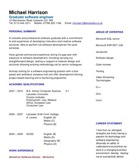 sample objective statement  resume templates