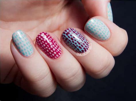 30 Cool Easy Nail Polish Designs 2019