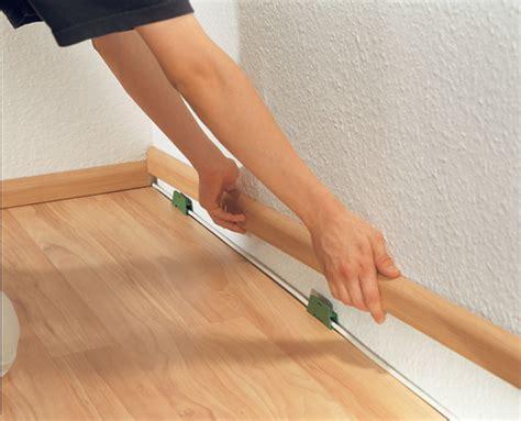 Einfach, Schnell Und Sauber Den Neuen Fussboden Im Haus
