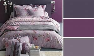 quelle couleur de peinture pour une chambre With superb association de couleurs avec le gris 10 comment associer la couleur parme dans sa deco