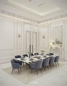 Luxury Classic Villa - Interior Design