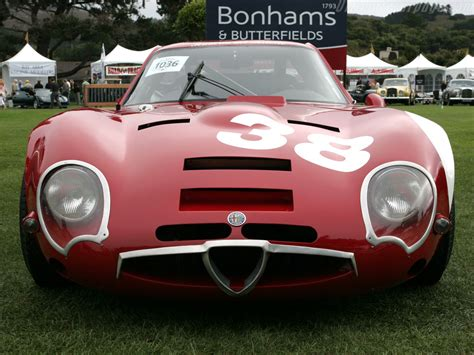Alfa Romeo Giulia Tz2 by Alfa Romeo Giulia Tz2 High Resolution Image 3 Of 12