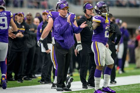 minnesota vikings  face brutal road