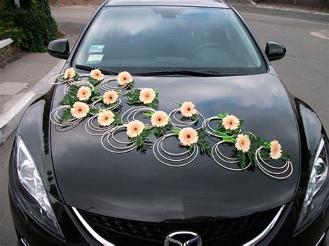 Car Decorations - 20 best ideas about wedding car decorations on