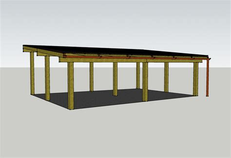 tettoia coibentata tettoia in legno coibentata a burolo torino preventivando it