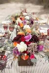 Herbst Dekoration Tisch : tisch blumendeko herbst herbstblumendeko pinterest herbst dekoration herbst und blumendeko ~ Frokenaadalensverden.com Haus und Dekorationen