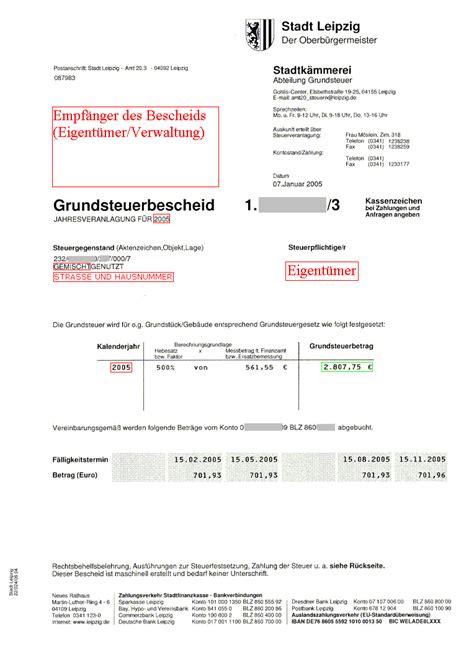 Was Ist Grundsteuermessbetrag by Grundsteuer