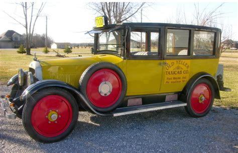 bob johnstones studebaker resource website 1924 studebaker ek big six taxi