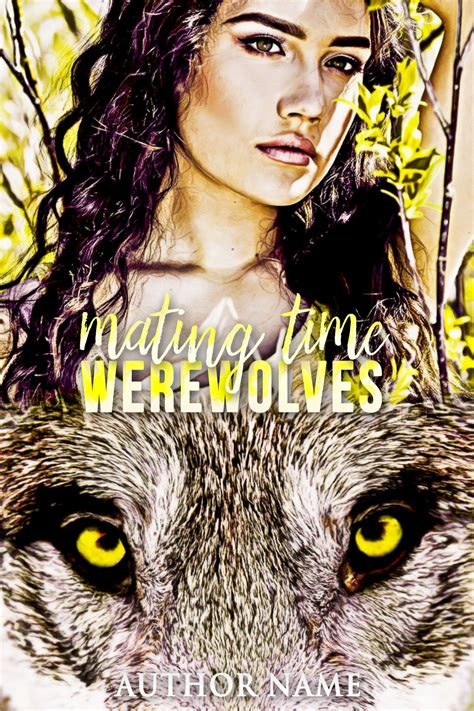 Werewolves Mating Time - The Book Cover Designer
