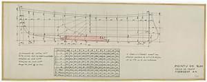 Plan De Construction : pointu 9 50 m 1954 mus e maritime de la rochelle ~ Melissatoandfro.com Idées de Décoration