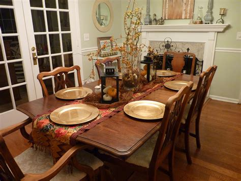 decorating ideas for dining room table room decorating