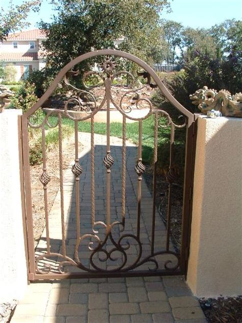 courtyard gates granite bay ca entry gates stockton ca