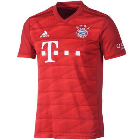 Sein erstes trikot war einst wegen tomas rosicky aber eines von dortmund. Adidas FC Bayern München Trikot 2019/2020 Heim - kaufen ...