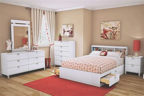 Bedroom Ideas For Teenage Girls Red Elegant Contemporary