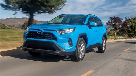 2019 Toyota Rav4 Starts At ,545