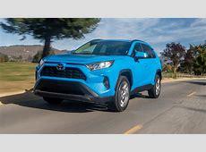 2019 Toyota RAV4 Starts at $26,545 MotorTrend
