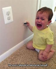 Reasons My Kid Is Crying Funny