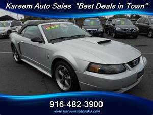 Convertible, 2004 Ford Mustang GT Deluxe with 2 Door in Sacramento, CA (95825 | Ford mustang gt ...