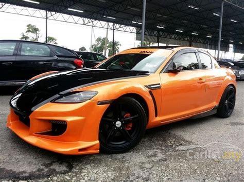 suv kia 2008 mazda rx 8 2005 in selangor automatic orange for rm 51 500