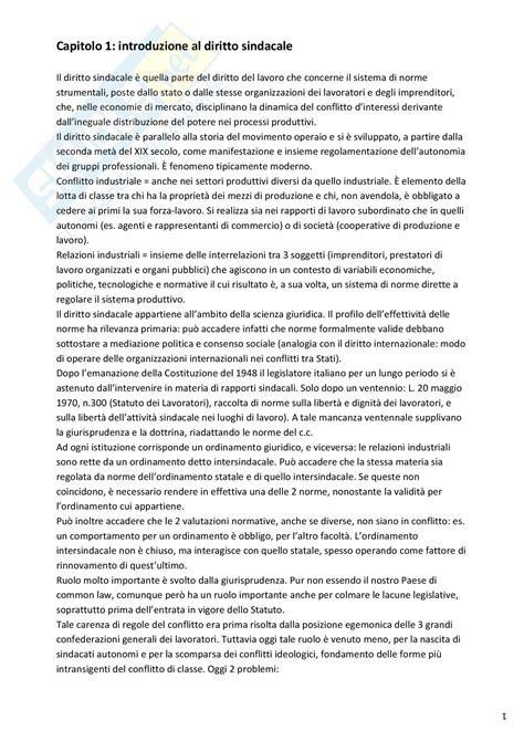 Diritto Sindacale Persiani by Riassunto Esame Diritto Lavoro Prof Santoro
