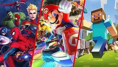 Switch Games Nintendo Kid Feature Nintendolife Mario