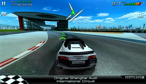 Sports Car Challenge 2 Android Apk Game Full Download